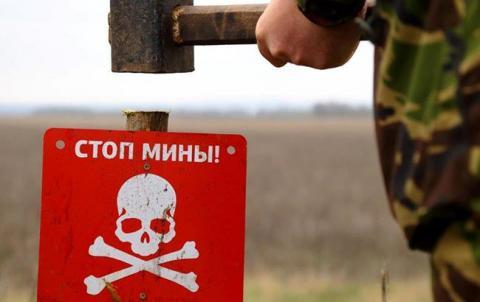 З початку 2014 року в зоні АТО через міни постраждали понад 150 осіб, - ДСНС