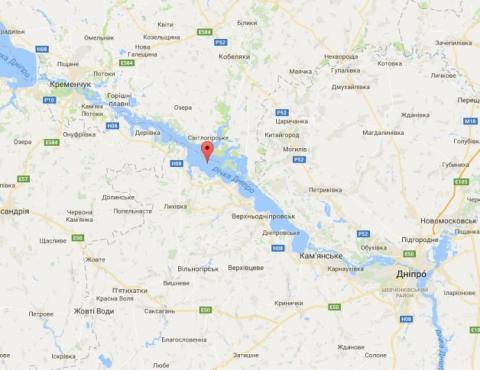 Кабмін декомунізував Дніпродзержинське водосховище