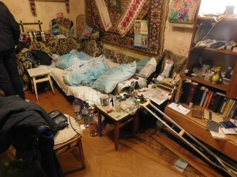 У Києві сімейна сварка закінчилася п'яною різаниною
