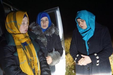Жінок, яких на адмінкордоні з Кримом затримали окупанти, відпустили