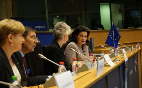 Серед пріоритетних довгострокових цілей співробітництва з ЄС Україна бачить інтеграцію до Шенгенської зони та єдиного цифрового ринку