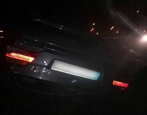 У Чернівецькій області перекинулося авто, є постраждалі