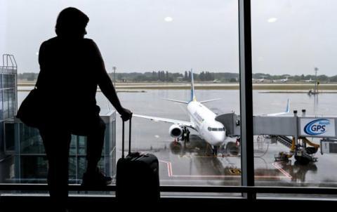 """В аеропорту """"Бориспіль"""" затримано торговця людьми, що переправляв українок в ОАЕ"""