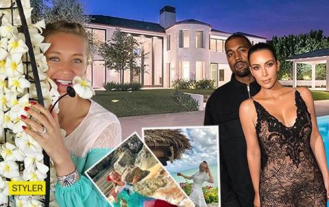 Була помічницею Генпрокурора: українка купила розкішний маєток Кім Кардашян і Каньє Уеста