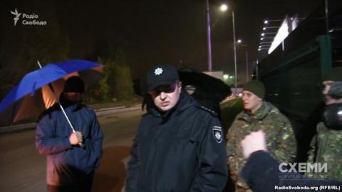 """Поліцейські відмовилися перевірити документи нападників на журналістів """"Схем"""""""