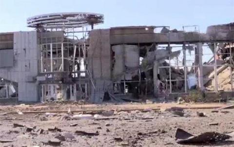 У Мін'юсті заявили про докази обстрілів Луганського аеропорту в 2014 році з боку РФ