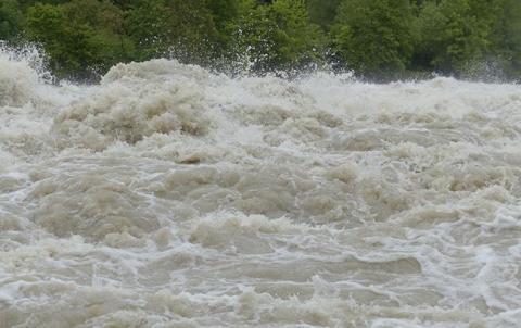 На річках Закарпаття очікуються підвищення рівнів води