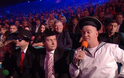 """""""Квартал 95"""" підірвав мережу пародією, як Порошенко і депутати дивилися """"Слугу народу"""""""