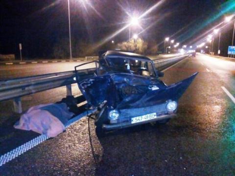У Житомирській області в ДТП 1 особа загинула, ще одну травмовано