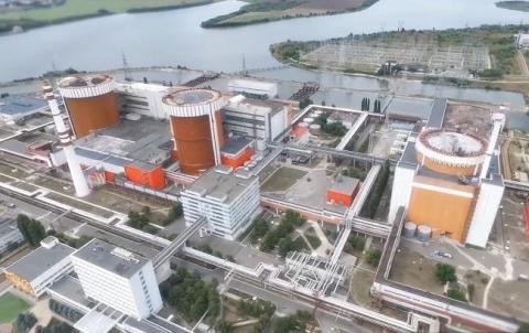 Енергоблок №3 Южно-Української АЕС підключено до енергомережі