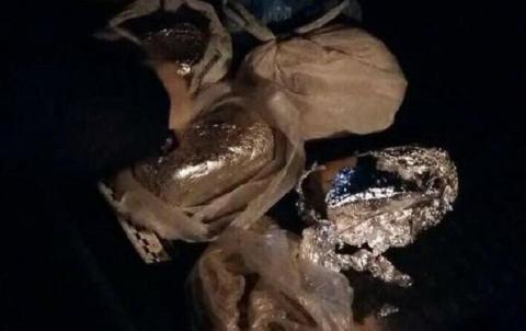 У Києві поліція затримала автомобіль із вибухівкою