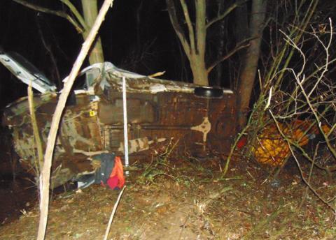 У Житомирській області перекинувся мікроавтобус, є загиблі