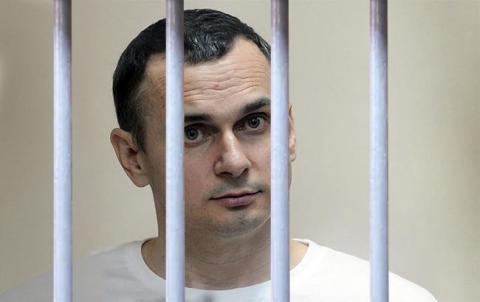 Сенцова вже випустили з штрафного ізолятора, - адвокат