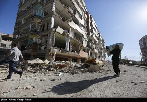 Землетрус у Ірані: кількість жертв зросла до 445