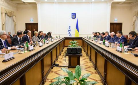Світовий банк готовий підтримати впровадження медичної реформи в України, - домовленість Прем'єр-міністра та Президента Групи СБ