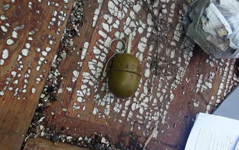 У Луганській областіправоохоронцівиявили боєприпас інаркотичні речовини