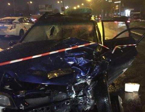 Чиновнику МВС оголосили підозру за смертельне ДТП у Києві