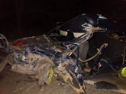 Під Миколаєвом зіткнулися три автівки, є постраждалі