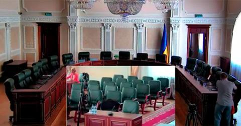 Засідання першої дисциплінарної палати ВРП 16 листопада 2017 року (порядок денний)