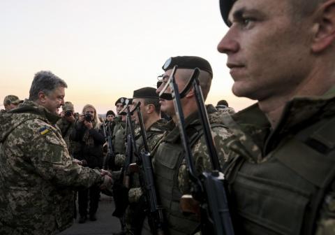 Глава держави командуванню ВМС України: Перед вами стоять важливі завдання із нарощування бойового потенціалу підрозділів