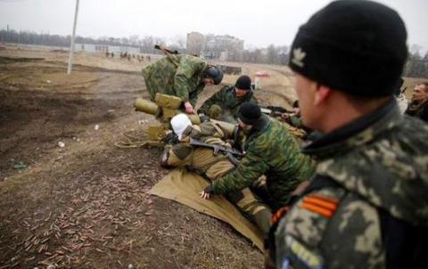 У Луганську озброєний бойовик намагався пограбувати магазин, - розвідка
