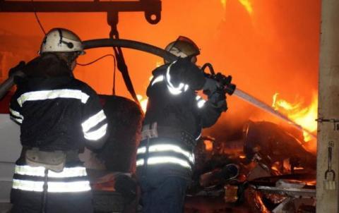 Пожежу у житловому будинку у центрі Києва ліквідовано