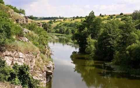 За роки незалежності з мапи України зникли більше 10 тисяч річок