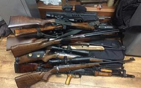 В Одеській області СБУ блокувала збут зброї та боєприпасів