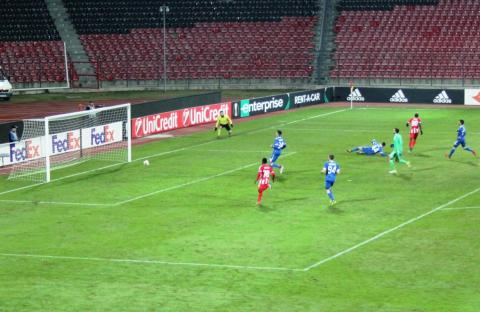 Роздуми над футбольною сенсацією: чому «Динамо» не здобуло албанської «фортеці»... (ФОТО)