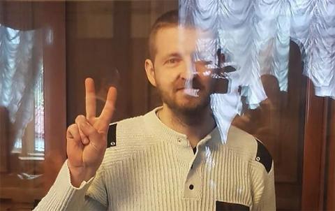 Суд Маріуполя почне повторний розгляд справи прикордонника Колмогорова 8 грудня
