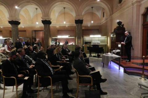 У парламенті Швеції вперше вшанували жертв Голодомору (фото)