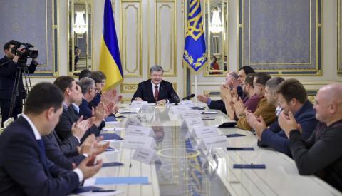 Президент підписав Закони, які сприятимуть подальшому розвитку кіновиробництва в Україні