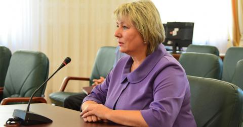 Уперше за історію незалежної України Головою ВС стала жінка