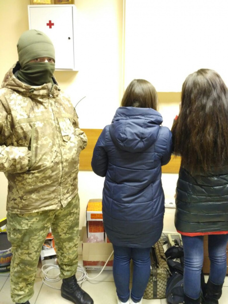 У Харківській області прикордонники перекрили міжнародний канал торгівлі людьми