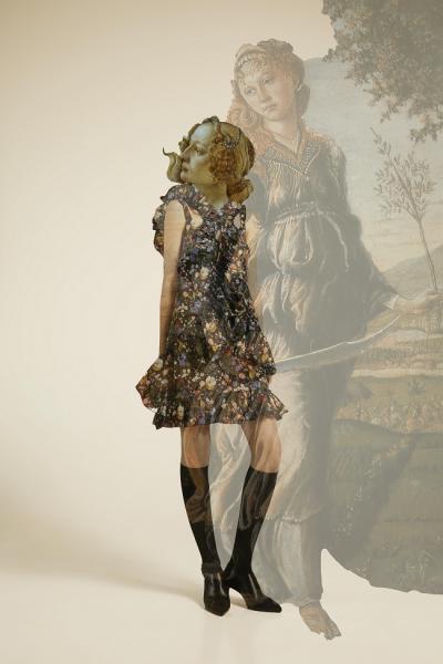 """Мадонни, принцеси та богині: героїні епохи Ренесансу """"знялися"""" для арт-лукбука відомого українського дизайнера"""