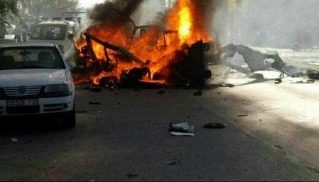 У сирійському Хомсі загинули 7 осіб від вибуху бомби в автобусі
