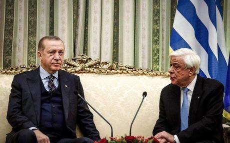 Ердоган висунув Греції територіальні претензії перед візитом в Афіни