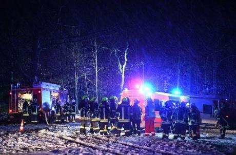 У Німеччині загинули три людини в результаті аварії невеликого літака