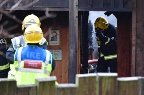 Лондонський зоопарк зазнав масштабної пожежі