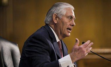 Тіллерсон: Без миру в Україні звичайних відносин США і РФ не буде