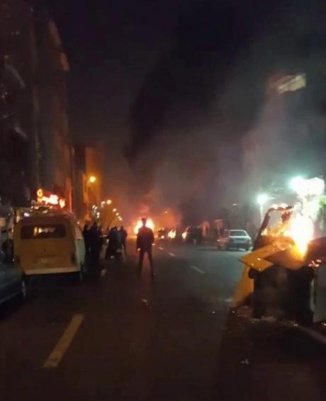 В Ірані спалахнули наймасштабніші за останні роки протести, є жертви