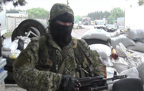 Бойовики зміцнюють позиції під окупованою Горлівкою, - штаб АТО
