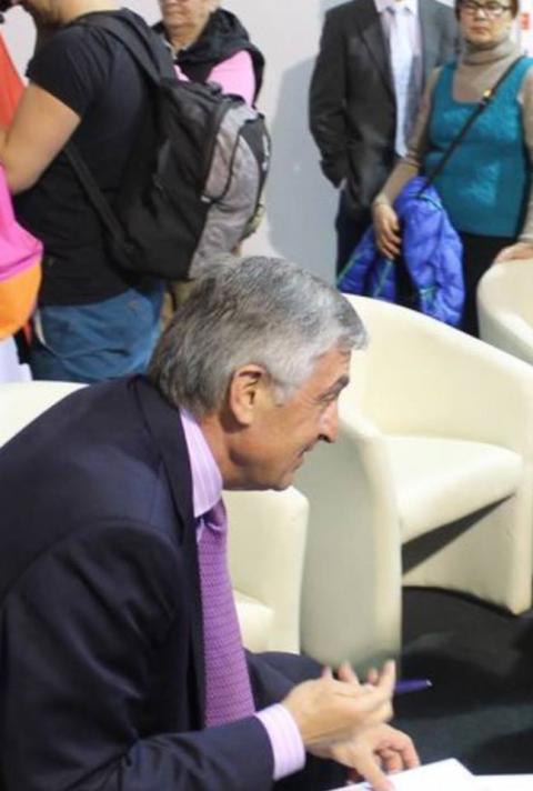 """Саакашвілі: Мого дядька вже 3 години тримають в аеропорту """"Бориспіль"""""""