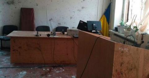 Вибух у Нікопольському суді стався через погану охорону та зламаний металошукач