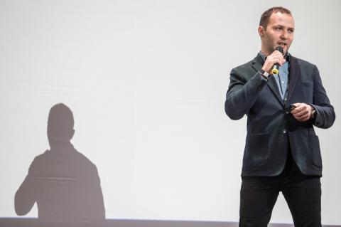 Юрій Нікітін відкрив першу в Україні Школу Музичного Бізнесу