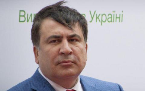 Правоохоронці виявили паспорт Саакашвілі у ході обшуків у його соратника, - Луценко