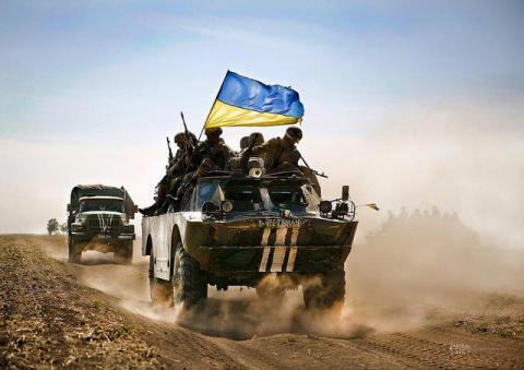 Привітання з Днем української армії: що побажати військовим