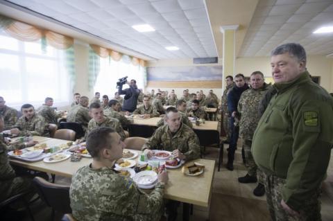 Наші Збройні Сили – воїни миру, які стали на шляху російських військ, захистили Україну і східний кордон усього європейського континенту – Президент