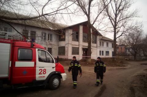 У Харківській області рятувальники виявили боєприпаси у підвалі житлового будинку