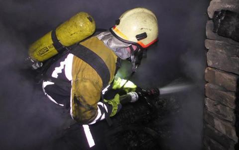 У Кіровоградській області на пожежі житлового будинку загинуло 2 людини